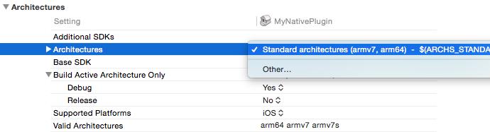 iOS_architectures