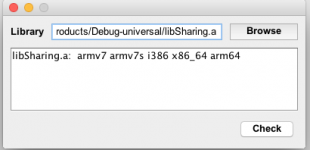[Tool] - IOS ARM Version Checker
